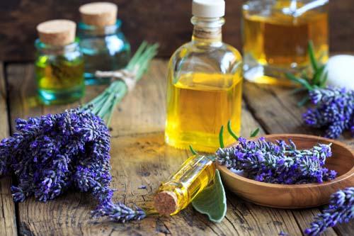 Lavendelöl als natürliches Heilmittel