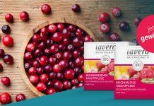 Gewinnspiel Lavera Cranberry-Set