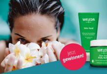 Gewinnspiel Weleda Skin Food Bodfeld Apotheke